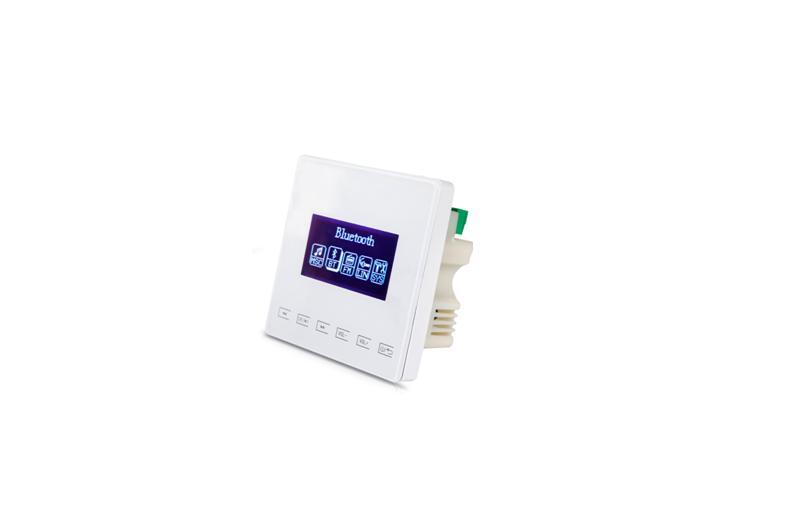 Wall Amplifier with Bluetooth/USB/FM 2 x 15W A5
