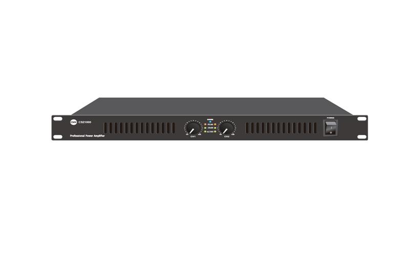 Professional Power Amplifier CS-2100 CS-2200 CS-2300 CS-2400