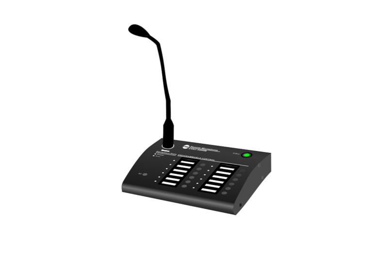 EN54-16 Remote Microphone EVAC-500RM