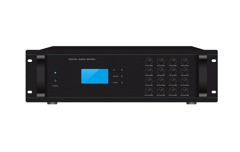 16 Channel Audio Matrix Controller PA-1600