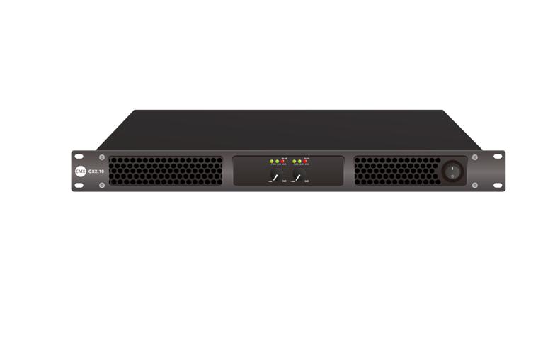 Two Channel Power Amplifier CX2.4 CX2.5 CX2.10 CX2.16 CX2.21 CX2.25