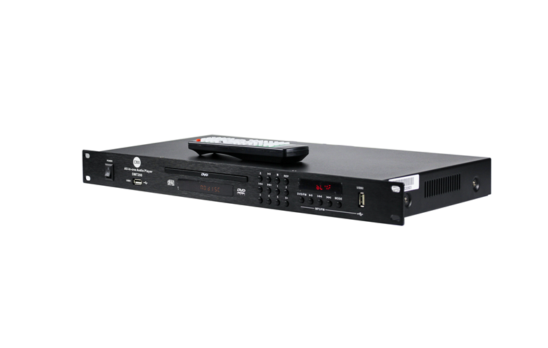 DVD Player with USB/FM/Bluetooth  DMT200