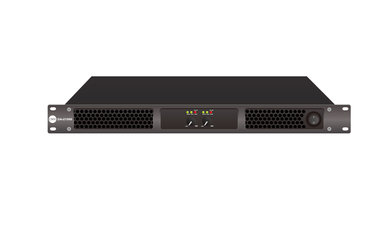 Two Channel PA Power Amplifier DA-21000 DA-21500 DA-22000