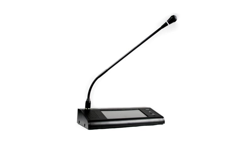 EN54-16 Touch Screen Remote Microphone EVAC-500TM
