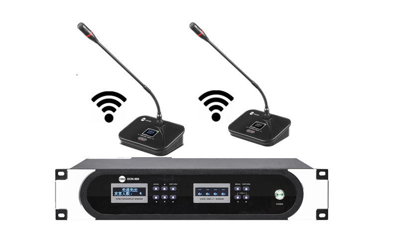 Wireless Conference System DCN-500 DCN-501 DCN-502