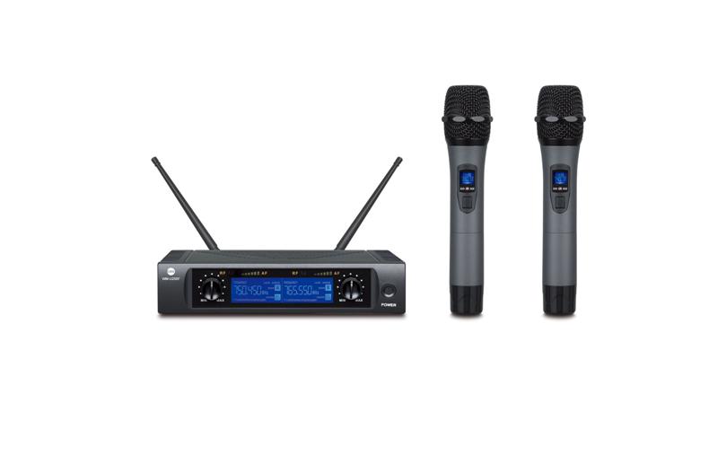 UHF Wireless Microphone System WM-U200F (Fixed Frequency)
